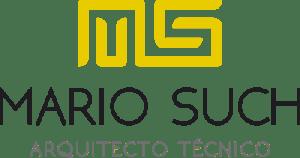 mario logotipo vertical